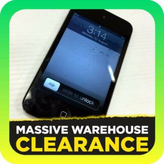 Apple iPod Touch 8GB WIFI Black Tullamarine Hume Area Preview