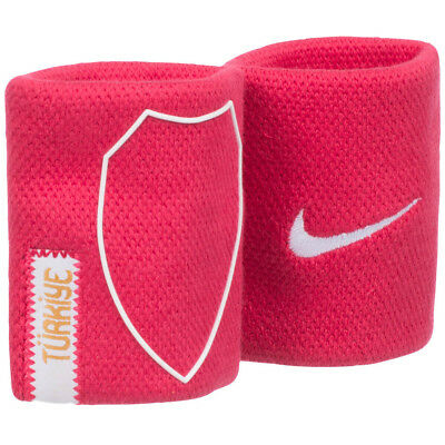 Türkei Team Schweißbänder Nike Fußball Fitness Running Sport Rot SE0165-671 neu