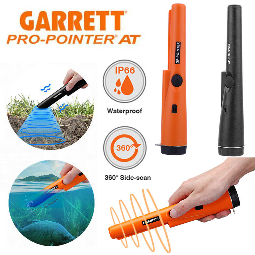 как выглядит Waterproof Sensitivity Gp-pointer Hand Held Metal Detector Underwater Pinpointer фото