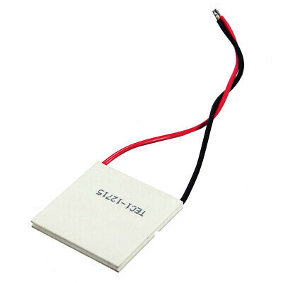 12v15a Tec1-12715 Cooling Peltier Plate Thermoelectric Cooler Heat Module Fig