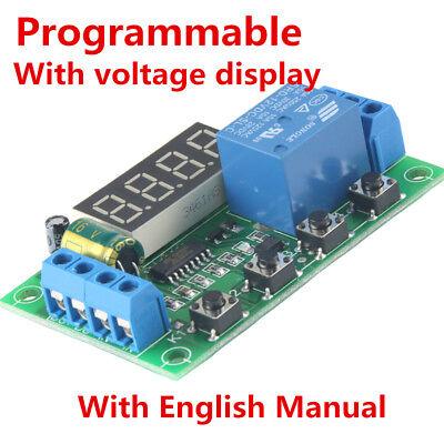 Low-voltage-switch (DC 12V low Voltage Switch Disconnect Module for 1-50V  3.8V 12V 24V 38V Battery)