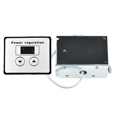AC 220V 4000W Scr Regulador de Voltaje Eléctrico Motor Controlador Velocidad