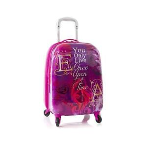 Heys Mattel Tween Ever After High 20 inch Spinner Luggage carry-on