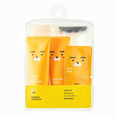 Everyday Shave Kit (Kakao Friends RYAN Everyday Shaving Kit)