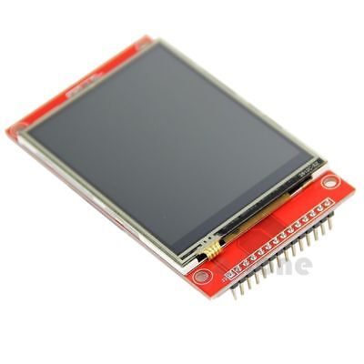 240x320 5v3.3v 2.8 Spi Tft Lcd Touch Panel Serial Port Module With Pcb Ili9341