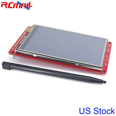 3 Inch Tft Lcd Screen Display Module R61509v 3.3v 400x240 Touch Pen Us Stock