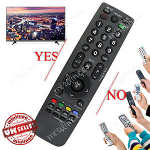 Universal Remote Control For LG Smart 3D LED LCD HDTV TV Direct Replacement New