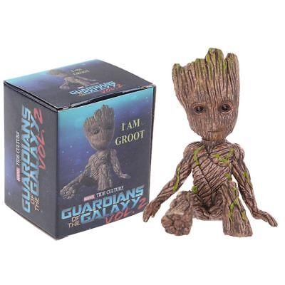 Cute 2  Guardians Of The Galaxy Vol  2 Baby Groot Figure Toy Gift Us Fast Ship