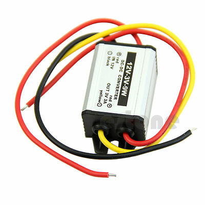 12v To 33.33.7569v Power Supply Module Waterproof Dc To Dc Buck Converter