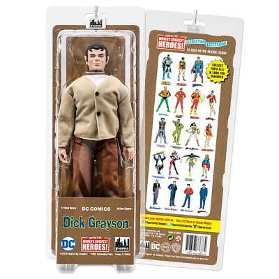 12 Inch Retro DC Comics Action Figures Series: Dick Grayson