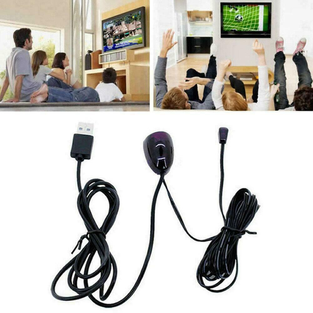 5V Infrared USB Remote Control Receiver IR Extender Remote Devices Control F1Q6 - $7.97