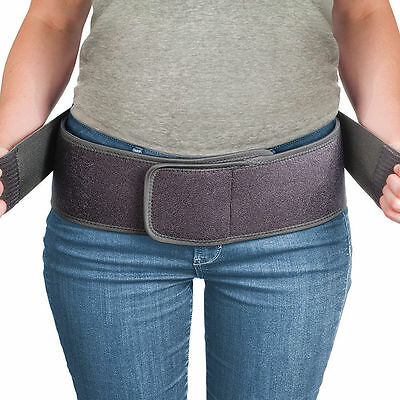 Pelvic Back Pain Belt Si Wrap Support Therapy Therapeutic Compression Support