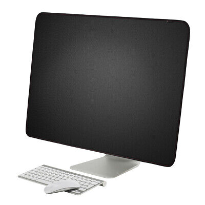 Screen Cover for iMac 21.5-27 inch Display Monitor LCD Dust Protector -BLACK