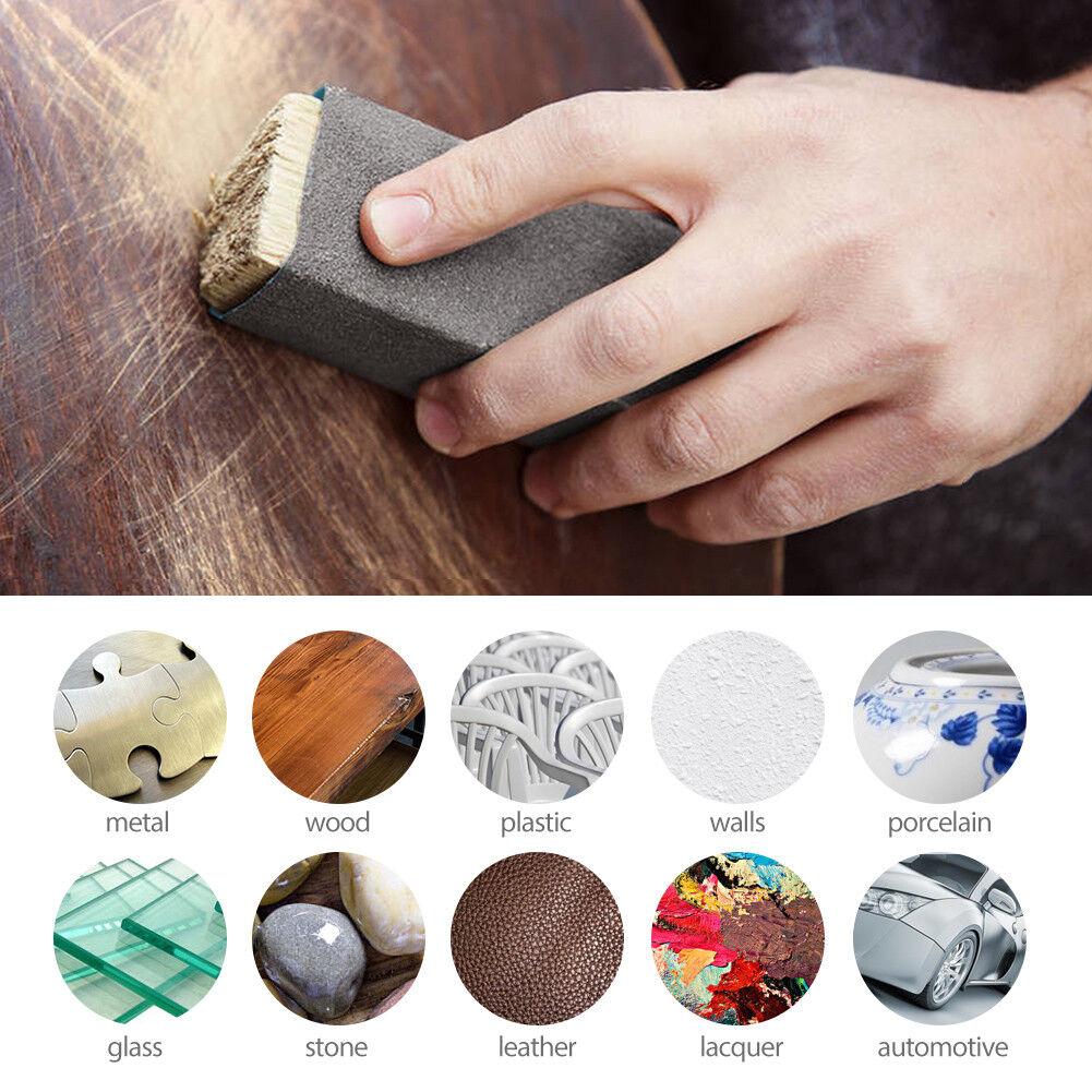 Wet Dry Sandpaper 80 -3000 Grit Assortment 9x3.6'' Abrasive Paper Sheet Sanding 7