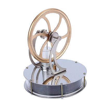 Niedertemperatur Stirlingmotor Motormodell Kühlen Dampf Wärme Spielzeug DIY ZI 6