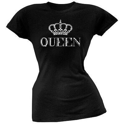 Queen Black Soft Juniors -
