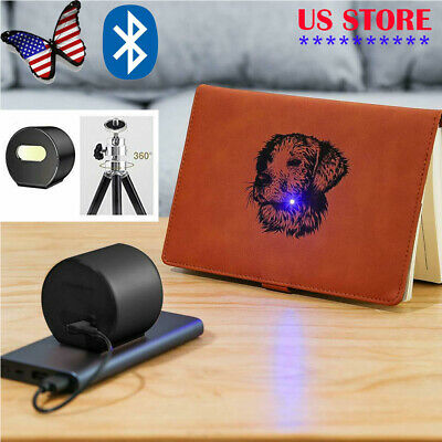 Portable Laser Engraving Cutting Machine Diy Logo Picture Print Engraver Desktop