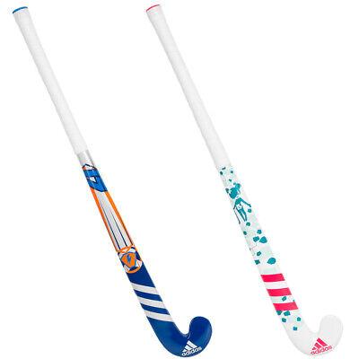 adidas K24 Hero Hockey Sport Boys Girls Holz Schläger Kinder Hockeyschläger neu