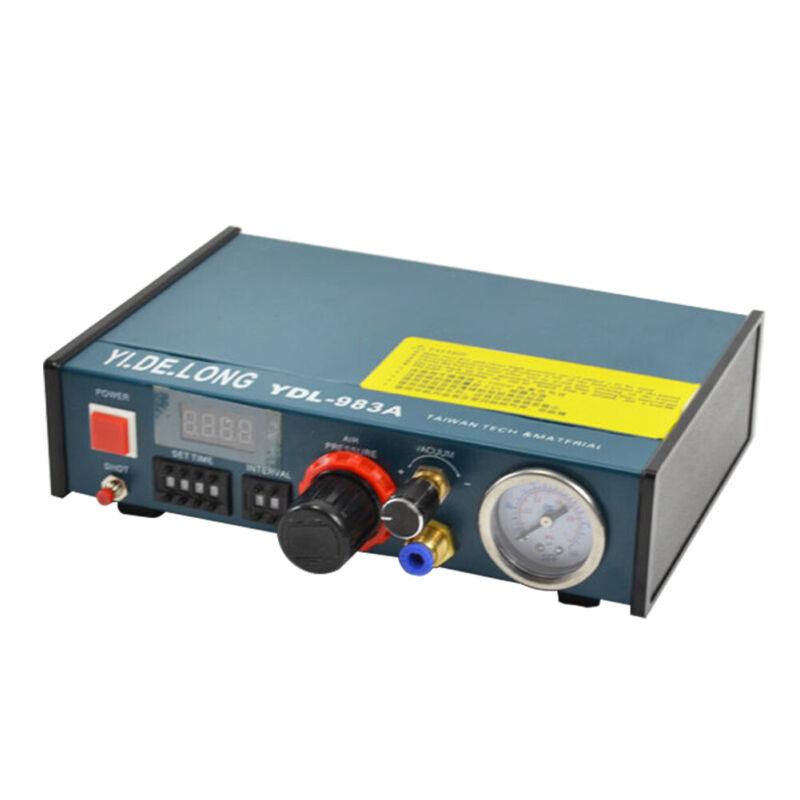 983A Digital Display Solder Paste Glue Dropper Liquid Auto Dispenser +Controller