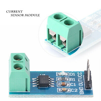 New Design 30a Range Current Sensor Module Acs712 Module Arduino Module B