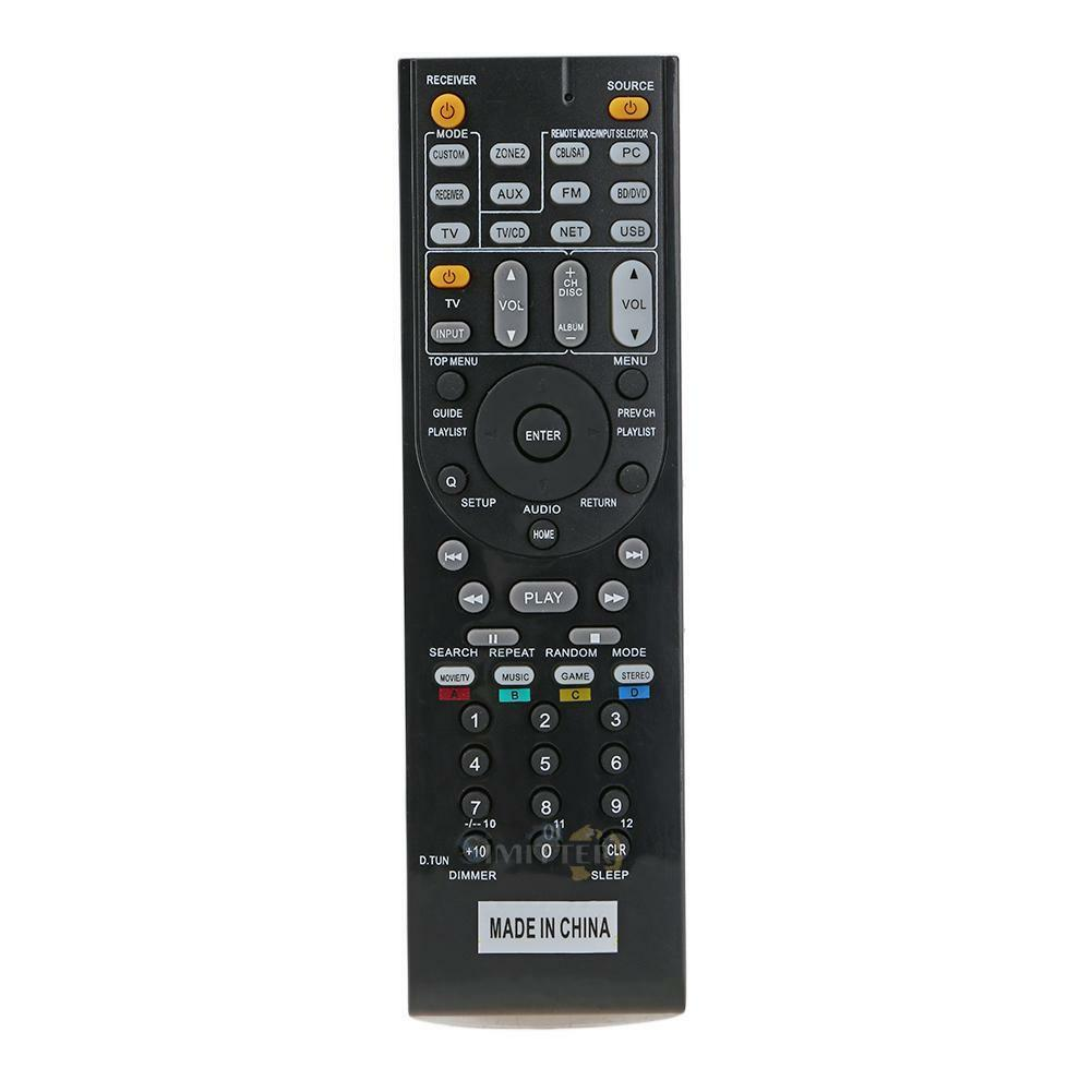 Universal Remote Control Replacement for ONKYO TX-NR616 TX-N