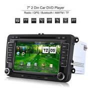 "7"" Double 2 DIN Car DVD GPS Player Stereo Head Unit Sat Nav Touch Sydney City Inner Sydney Preview"