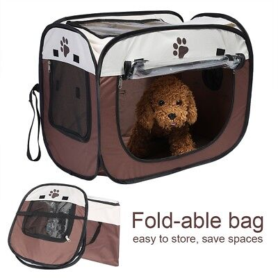 Portable Pet Hair Dryer Box For Cat Dog Warm Dry/Clean Room Pet Drying House