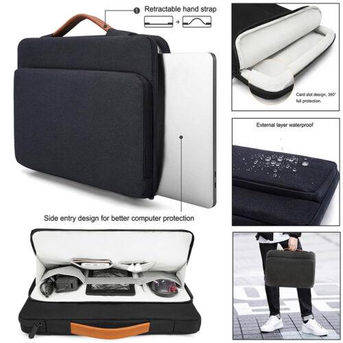 Universal Laptop Sleeve Case Bag Handbag Pouch For 13 133 135 14 NoteBook
