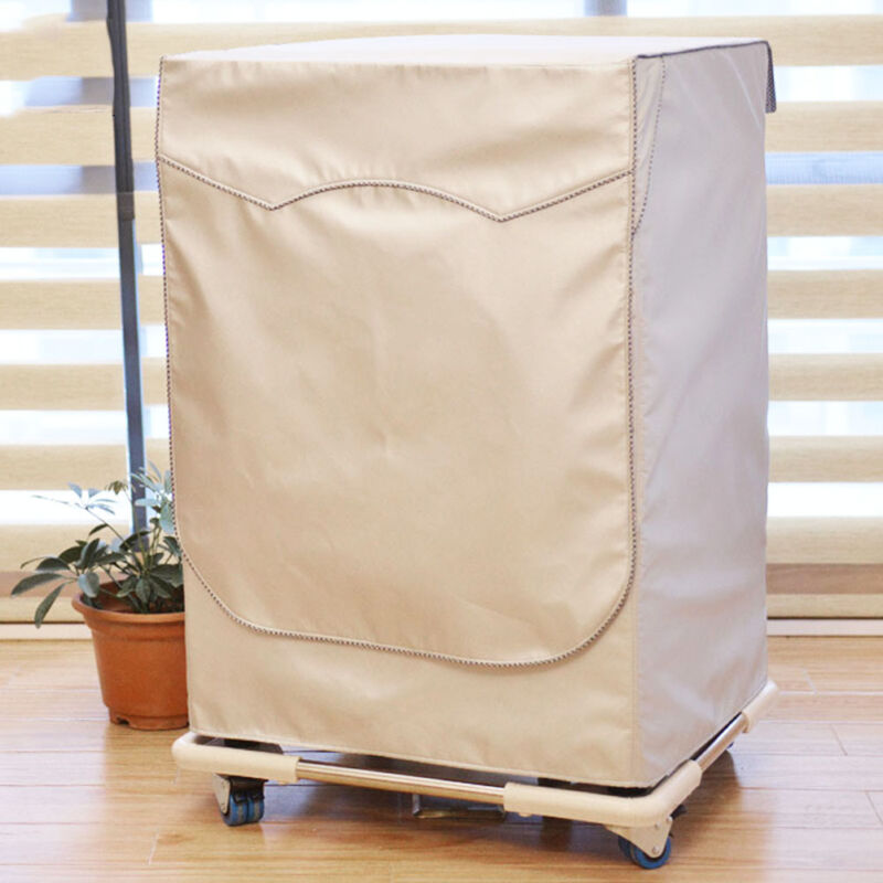 Waterproof Washing Machine Top Dust Cover Protection For
