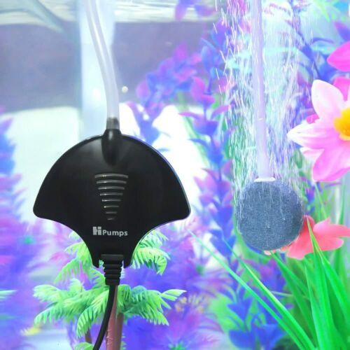 Mylivell -Quietest Aquarium Air Pump, Fish Tank -Silent; Energy Saving US Seller