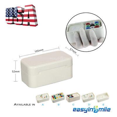 1x Dental Endodontic Organizers Sterilizer Case Large Autoclave 6style Available