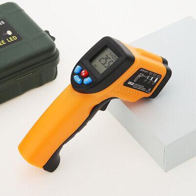 Non-contact Lcd Ir Laser Infrared Digital Temperature Thermometer Gun Pyrometers