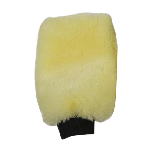 New Cars Wash Wool Gloves Velvet Waxing Thick Double-Sided G