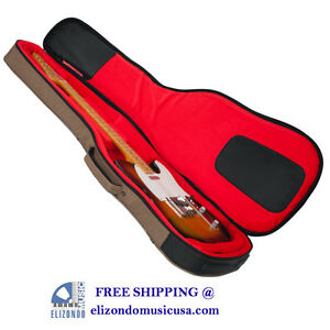Gator Cases GT-ELECTRIC-TAN Electric Guitar Gig Bag NEW UPC 716408544281
