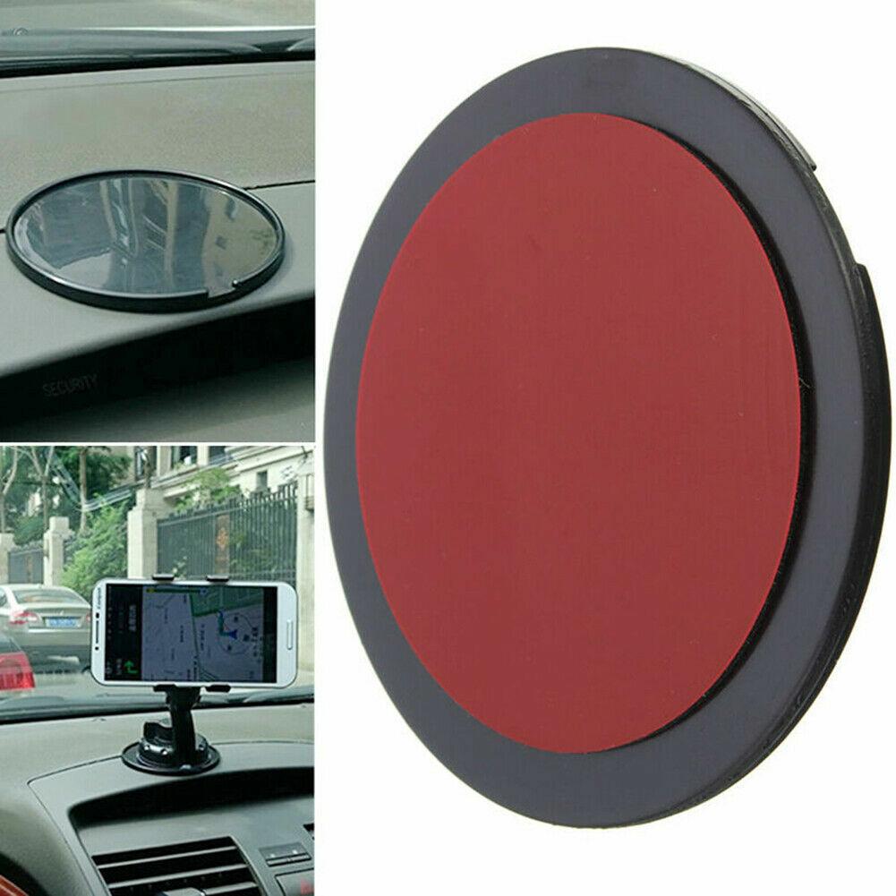 Armaturenbrett Selbstklebende Halterung Disc für GPS Handy Saugnapfhalter NEW