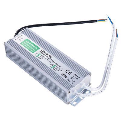 Waterproof LED Driver 150 w Watt DC12V IP67 power supply transformer outdoor -