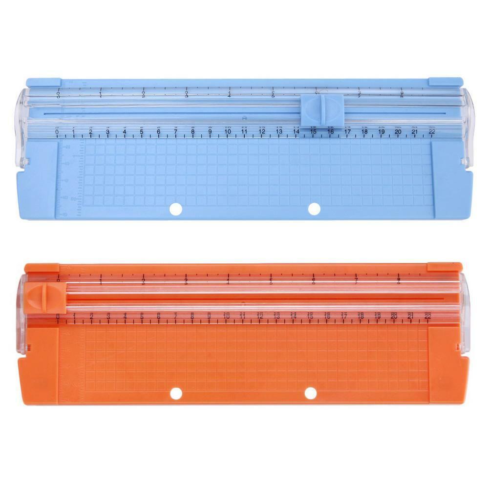A4/A5 Precision Paper Card Trimmer Ruler Photo Cutter Cuttin