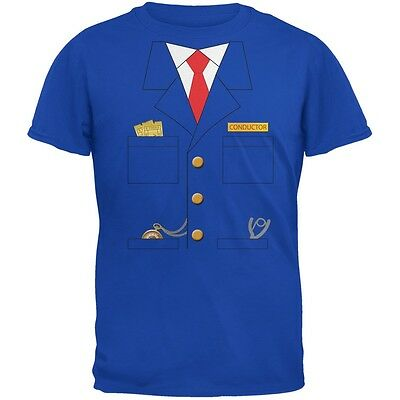 Halloween Train Conductor Costume Royal Youth - Train Conductor Halloween Costume