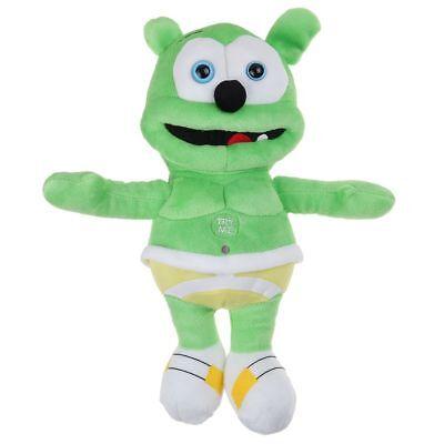 Singing I AM A GUMMY BEAR Musical Gummibar Soft Plush Doll Toy Teddy  Gifts Cute - Gummy Bear Toys