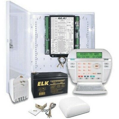 Brand New ELK M1 Gold System Control Package -
