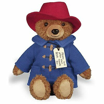 Yottoy Big Screen Paddington Bear with Red Hat Stuffed Animal Plush Toy