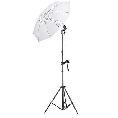 Neewer 200W 5500K Continuous Lighting Umbrella Kit for Studio Video Shooting