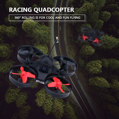 Mini FPV Racing Quadcopter Drone Toy RC Model Drone w/ 5.8G 25mw HD Camera US