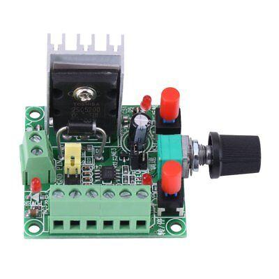 Stepper Motor Pulse Signal Generator Moduledriver Controllerspeed Regulator