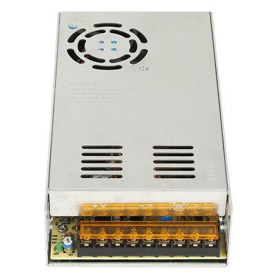 Power Supply 48V 12.5A Schaltnetzteil Netzteil für Stepper/Servo Motor Driver bs