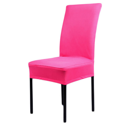 Removable Spandex Chair Covers Kitchen Dining Seat Cover