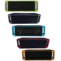 Wireless Bluetooth Mini Altoparlante Portatile Stereo Subwoofer Tf Usb Radio -  - ebay.it