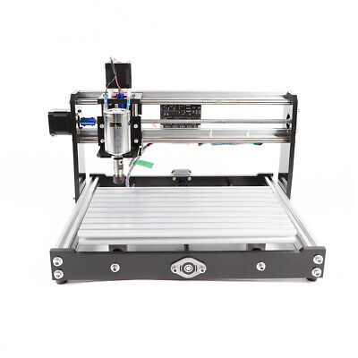 3018 Pro Cnc Machine Router 3-axis Engraving Pvc Wood Carving Diy Milling Kit