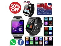WHOLESALE SmartwatchPhone 2017 compatibility all mobile with Camera+SIM SLOT+SMS+CALL+MUSIC+INTERNET