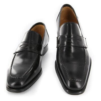 Nuevo Sutor Mantellassi Zapatos Negros - Mocasines - 6.5/5.5 - (BS901NERO)